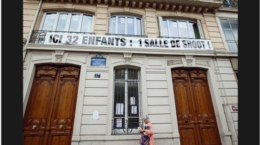 salle de shoot Figaro